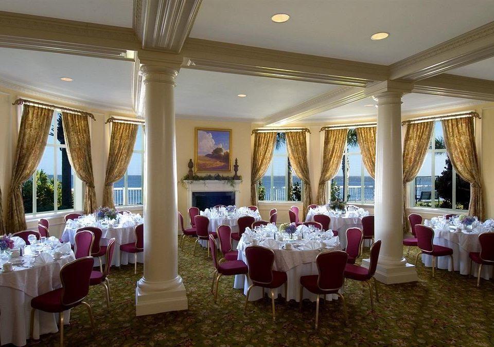 Bar Dining Drink Eat chair function hall wedding ceremony banquet ballroom restaurant wedding reception aisle Resort