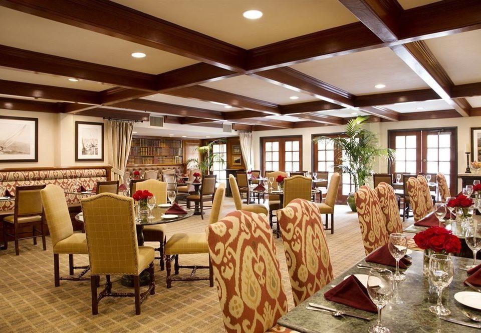 Bar Dining Drink Eat Elegant chair restaurant function hall ballroom café dining table