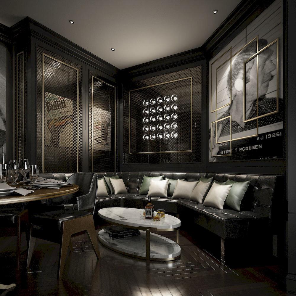 Bar Dining Drink Eat Elegant Hip Luxury property living room home lighting mansion condominium