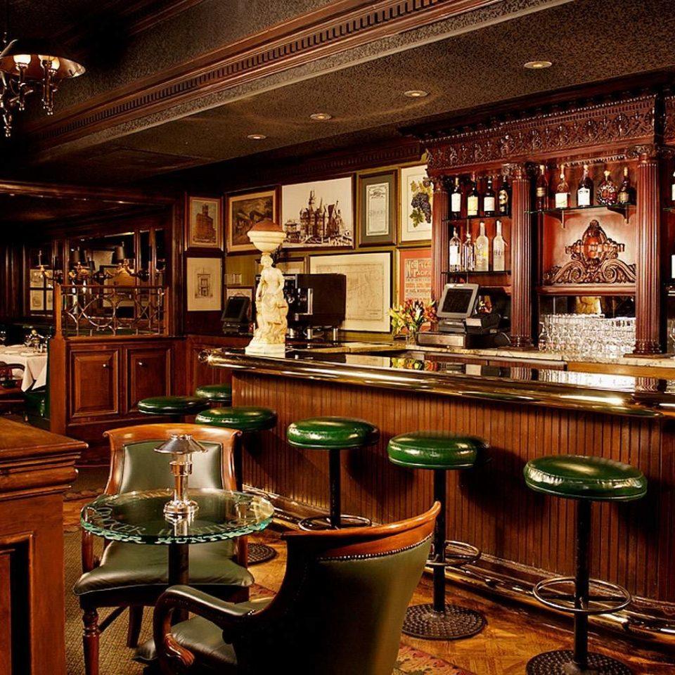 Bar Dining Drink Eat Modern building restaurant dining table