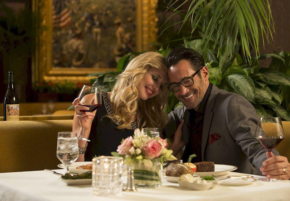 Bar Dining Drink Eat Elegant dinner ceremony wedding floristry rehearsal dinner dining table