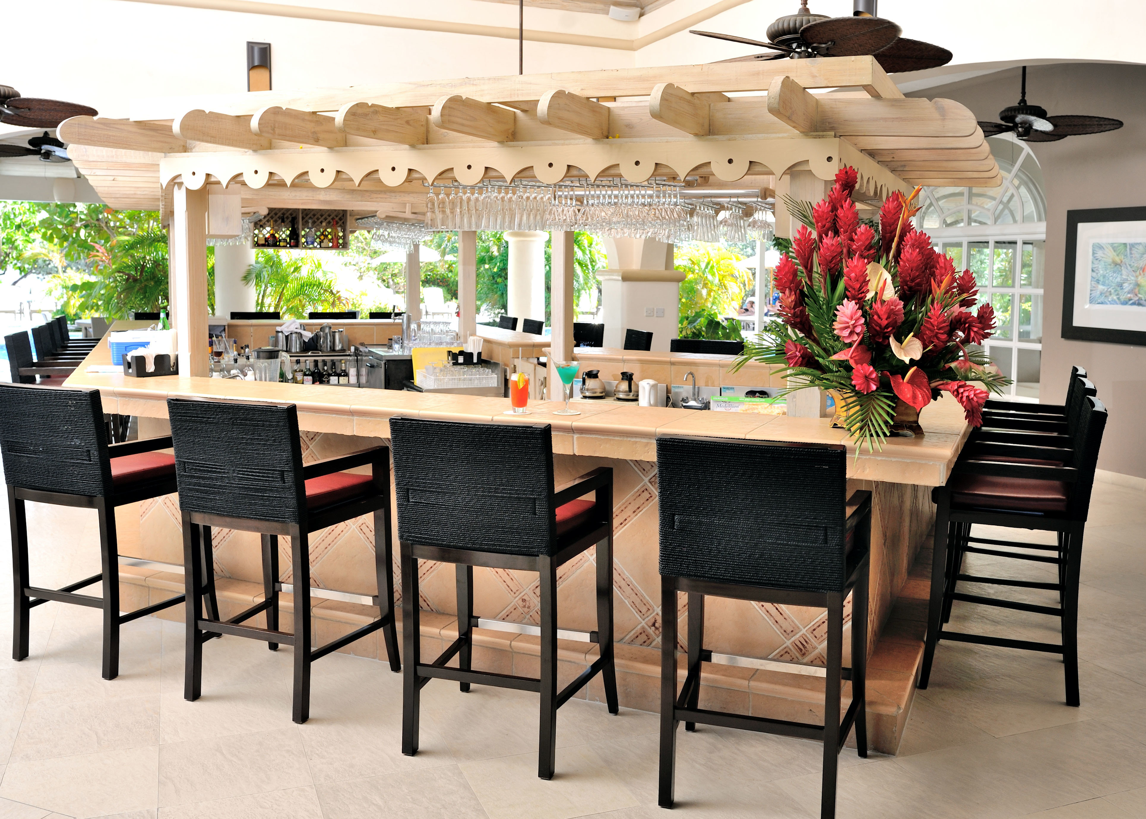 Bar Dining Drink Eat chair floristry home restaurant dining table