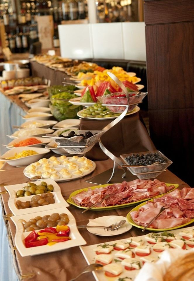 Bar Dining Drink Eat Hip Kitchen Luxury food plate buffet brunch supper breakfast cuisine lunch