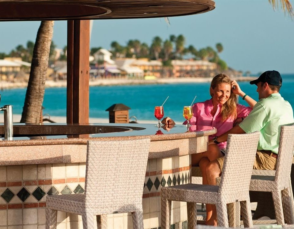 Bar Dining Drink Eat Lounge Modern sky leisure swimming pool Resort Villa caribbean