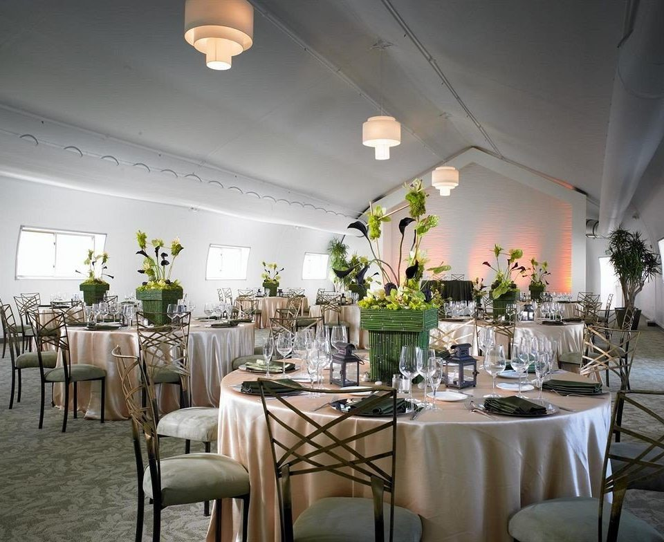 Bar Dining Drink Eat chair restaurant function hall floristry wedding reception centrepiece ballroom banquet set fancy