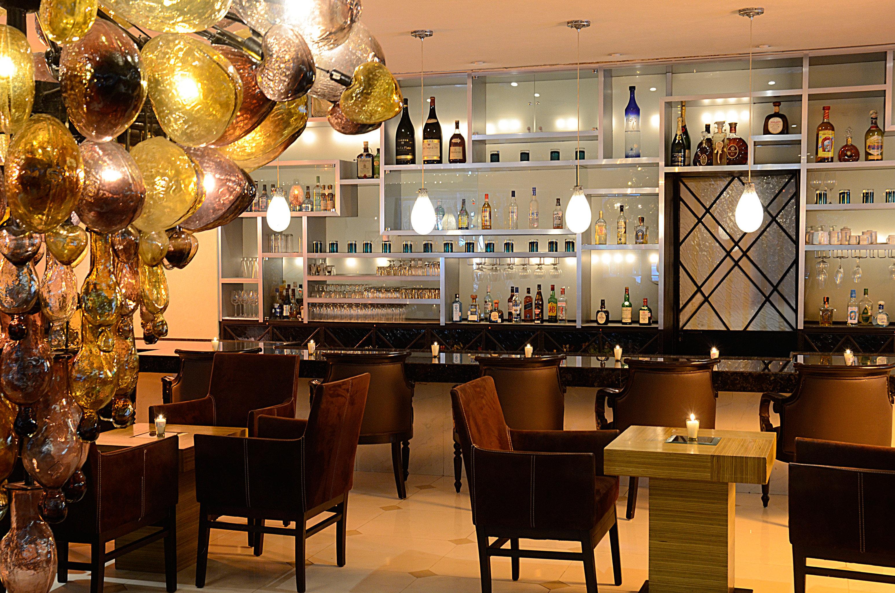 Dining Drink Eat Lounge Modern restaurant lighting café Bar