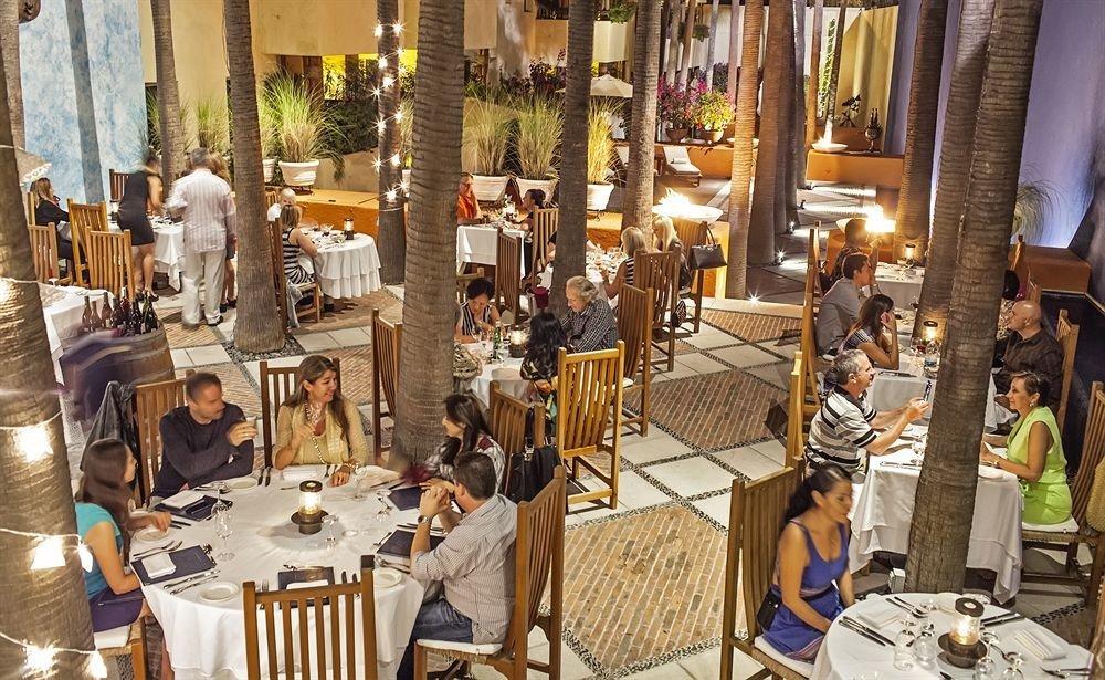 Bar Dining Drink Eat Elegant Luxury Modern chair restaurant bazaar set cluttered dining table