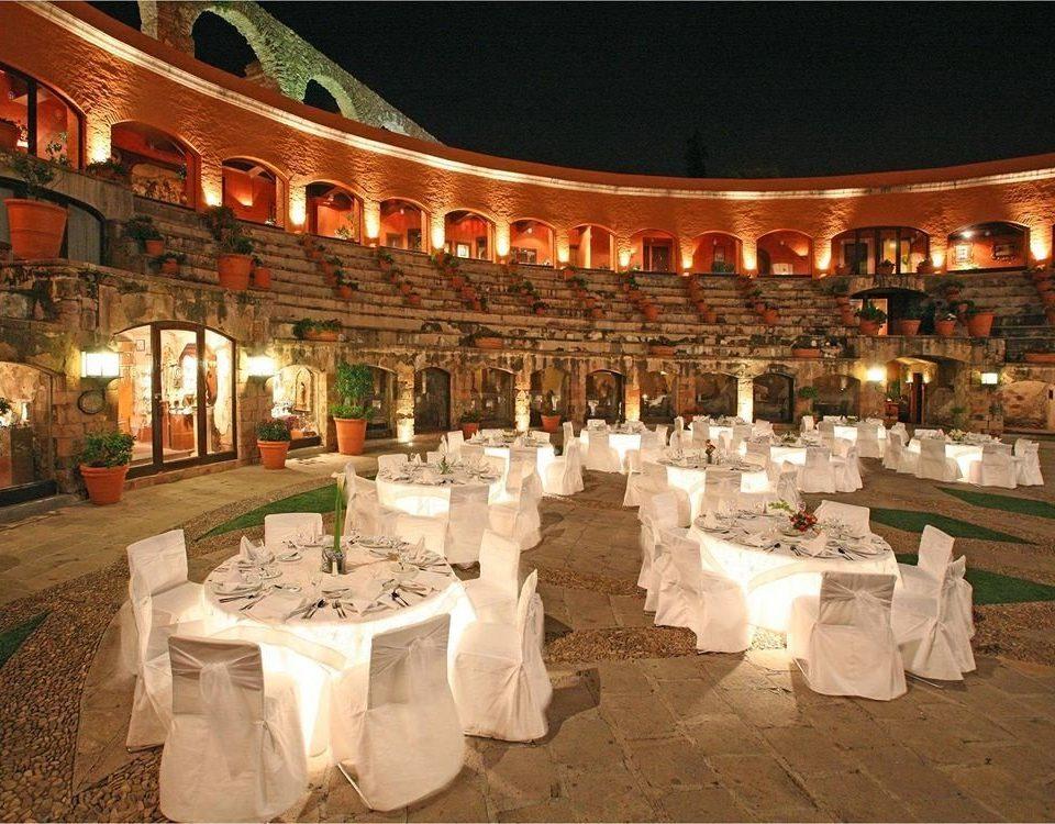 Bar Dining Drink Eat Historic Rustic function hall ballroom banquet aisle