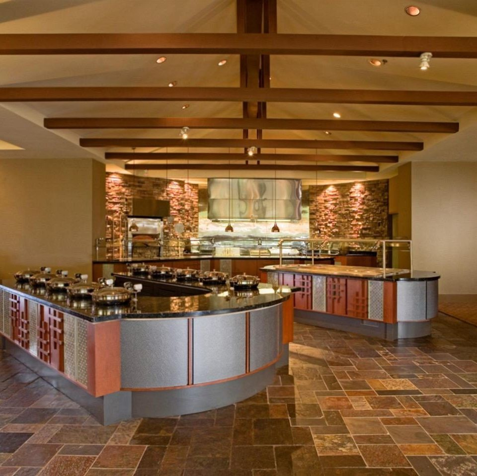 Bar Dining Drink Eat Modern Kitchen Lobby property counter cabinetry flooring stove tiled Island appliance tile