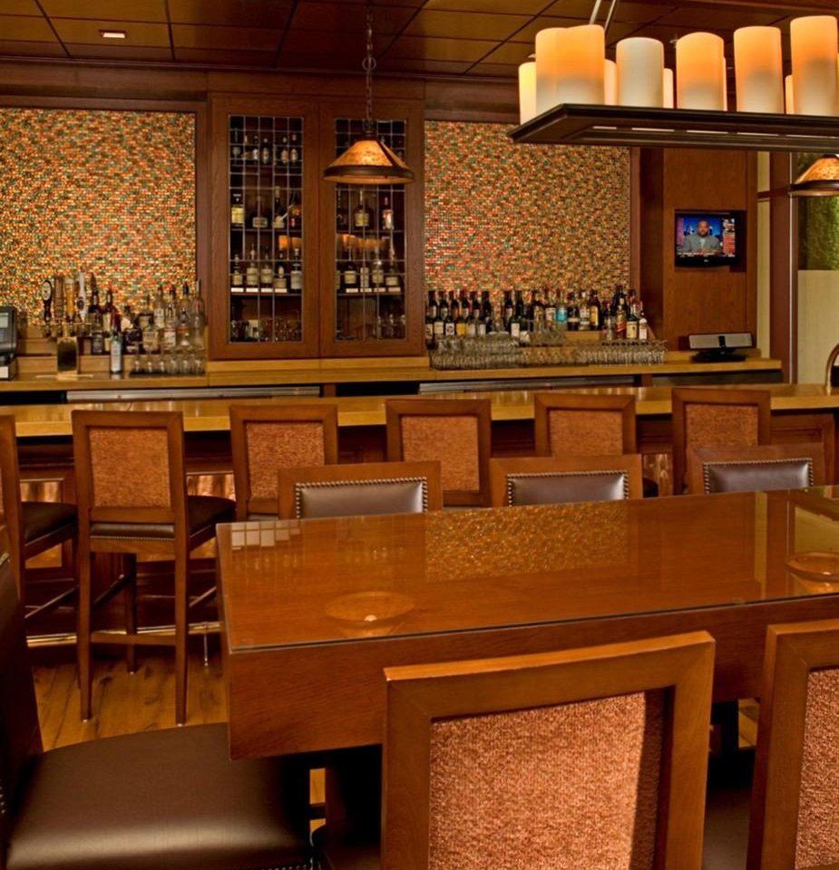 Bar Dining Drink Eat Modern restaurant function hall auditorium