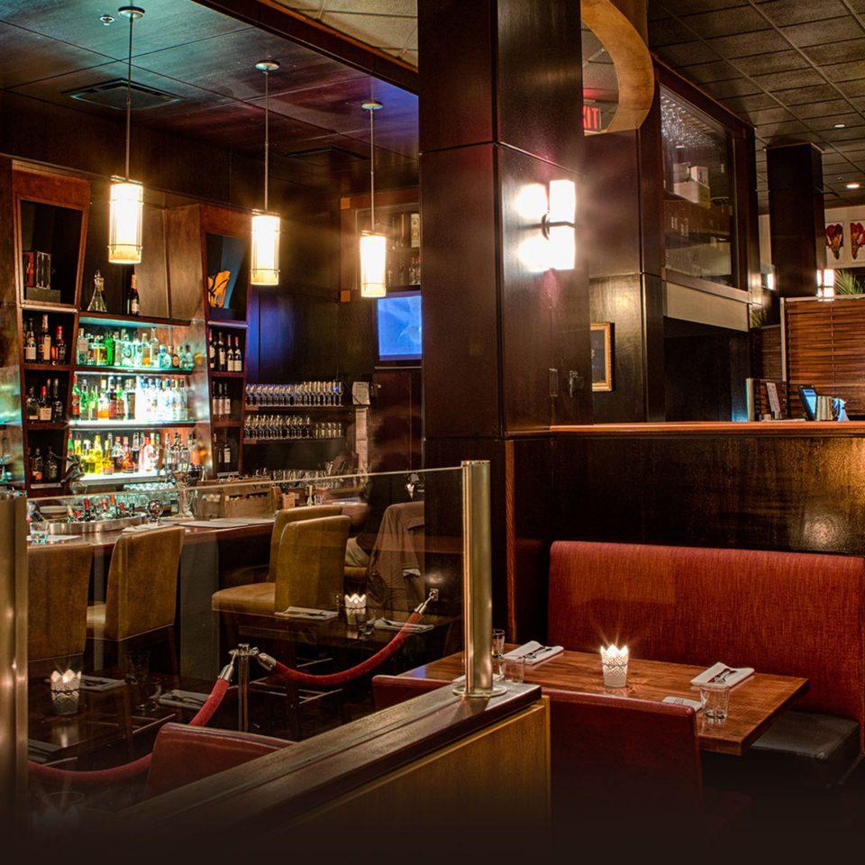 Bar Dining Drink Eat Modern restaurant