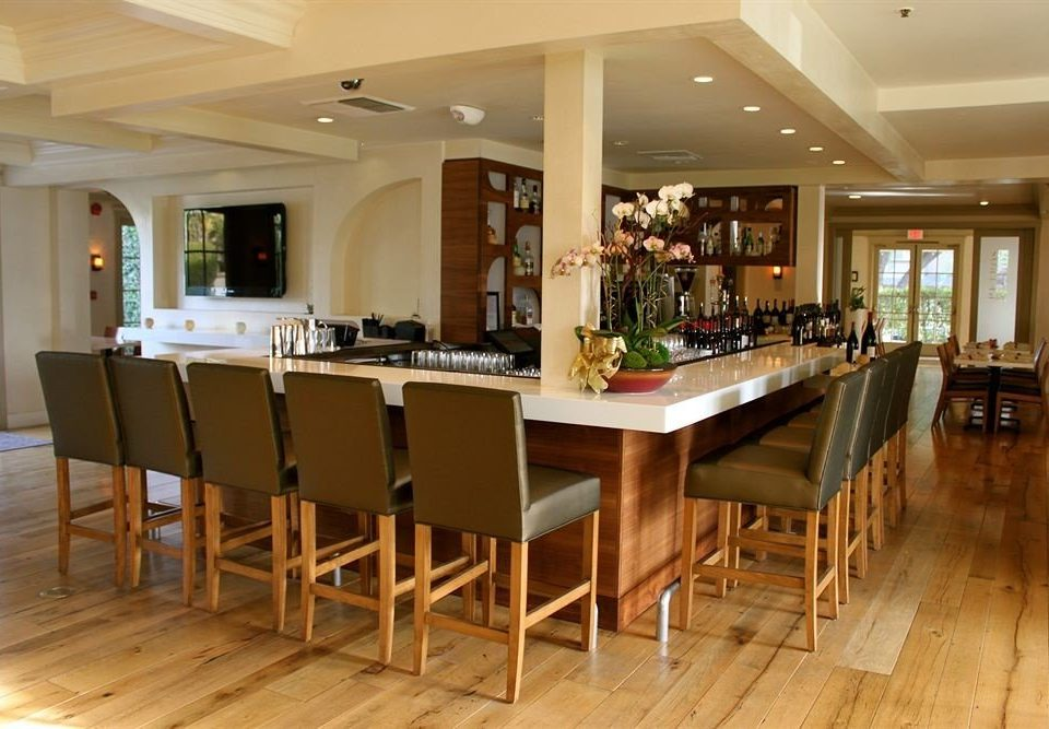 Bar Drink Eat Wine-Tasting chair property Dining hardwood restaurant home function hall recreation room cottage Island