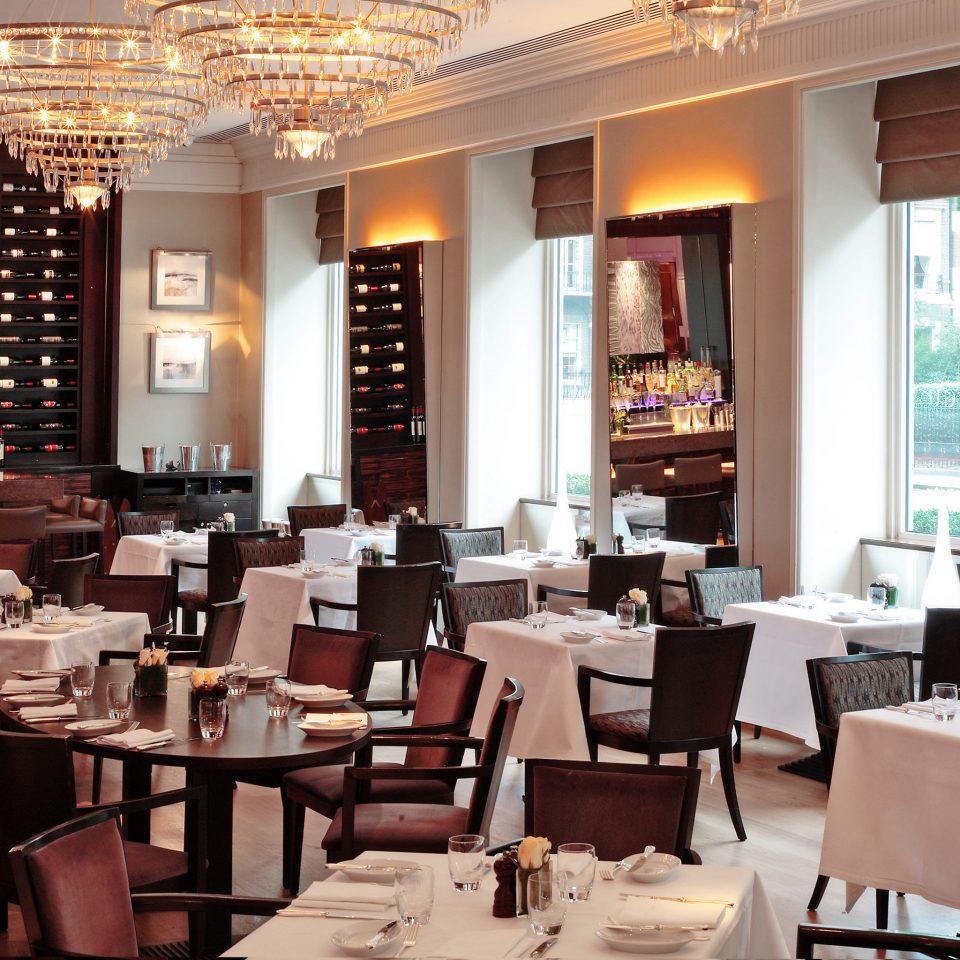 Bar Dining Drink Eat Luxury Modern chair restaurant function hall café dining table