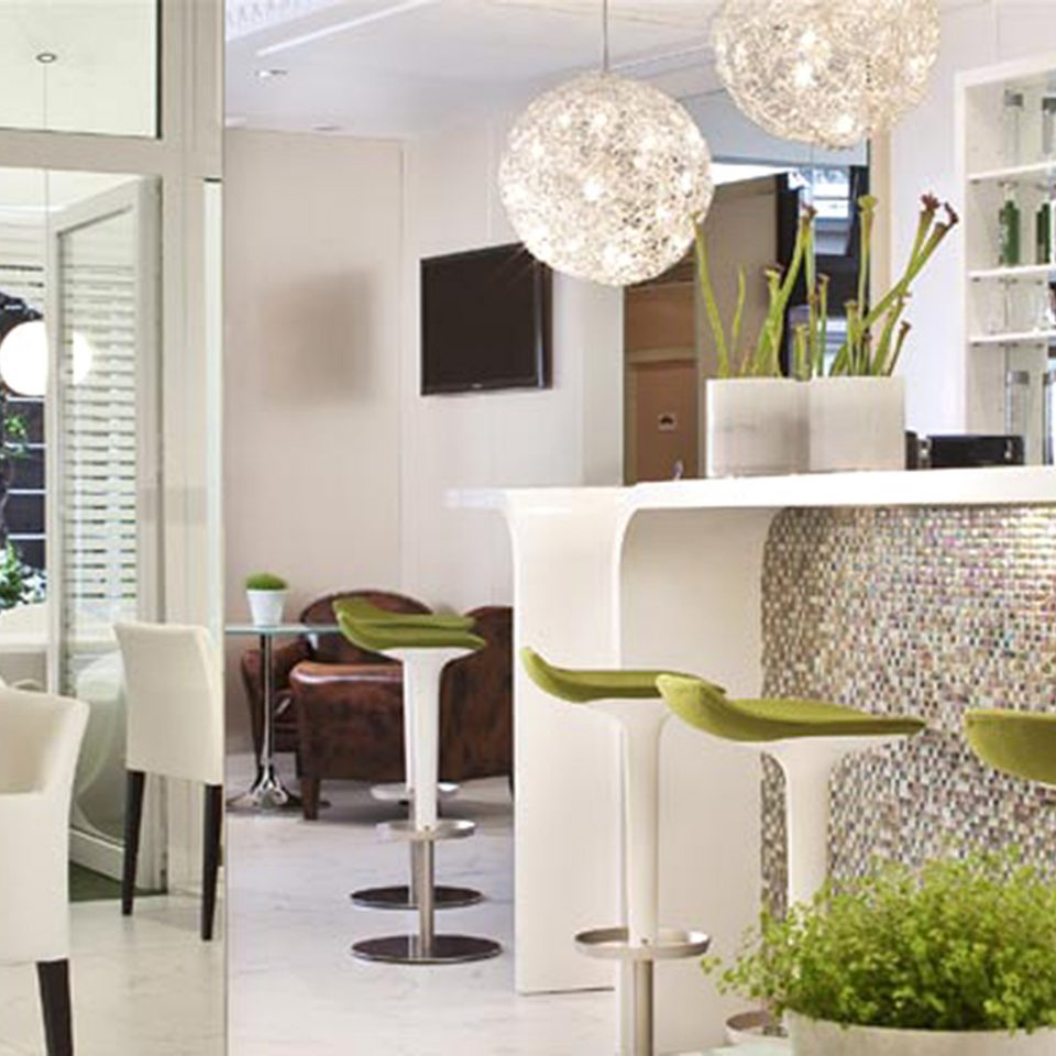 Bar Dining Drink Eat Hip Luxury Modern chair property living room home condominium office leather dining table