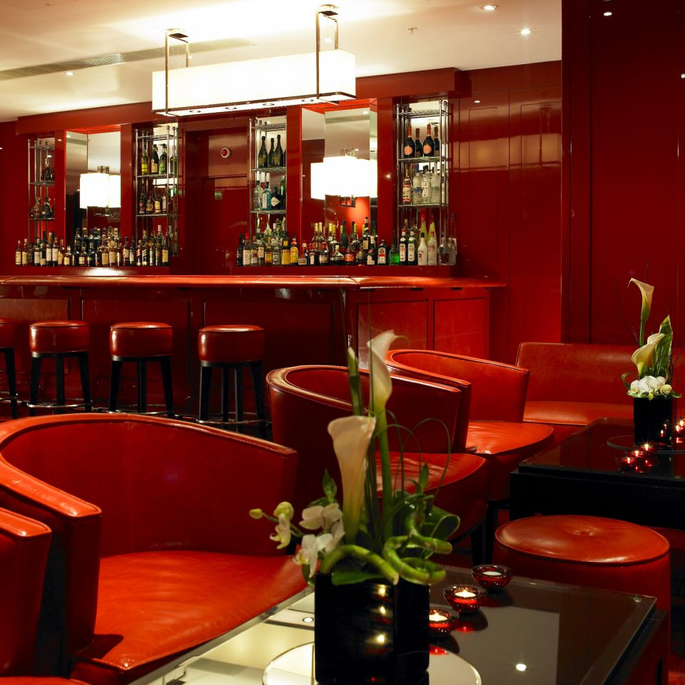 Bar Dining Drink Eat Historic Lounge Luxury Modern red chair restaurant Lobby function hall leather