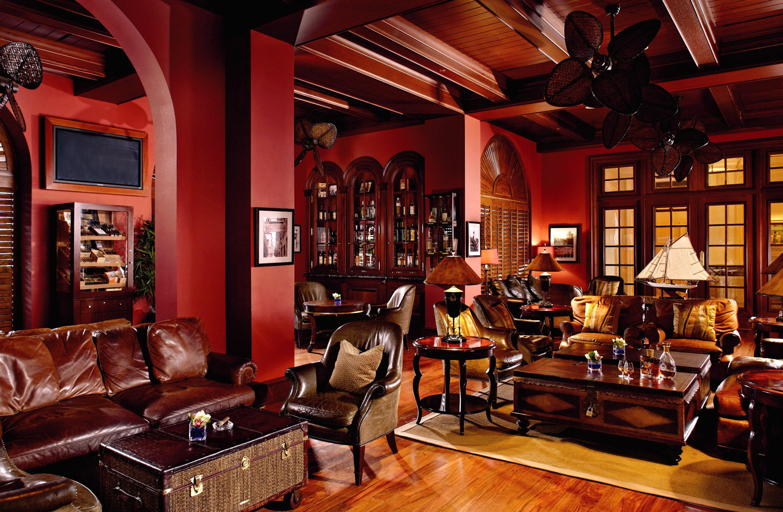 Bar Dining Drink Eat Elegant Luxury Scenic views building recreation room living room restaurant leather