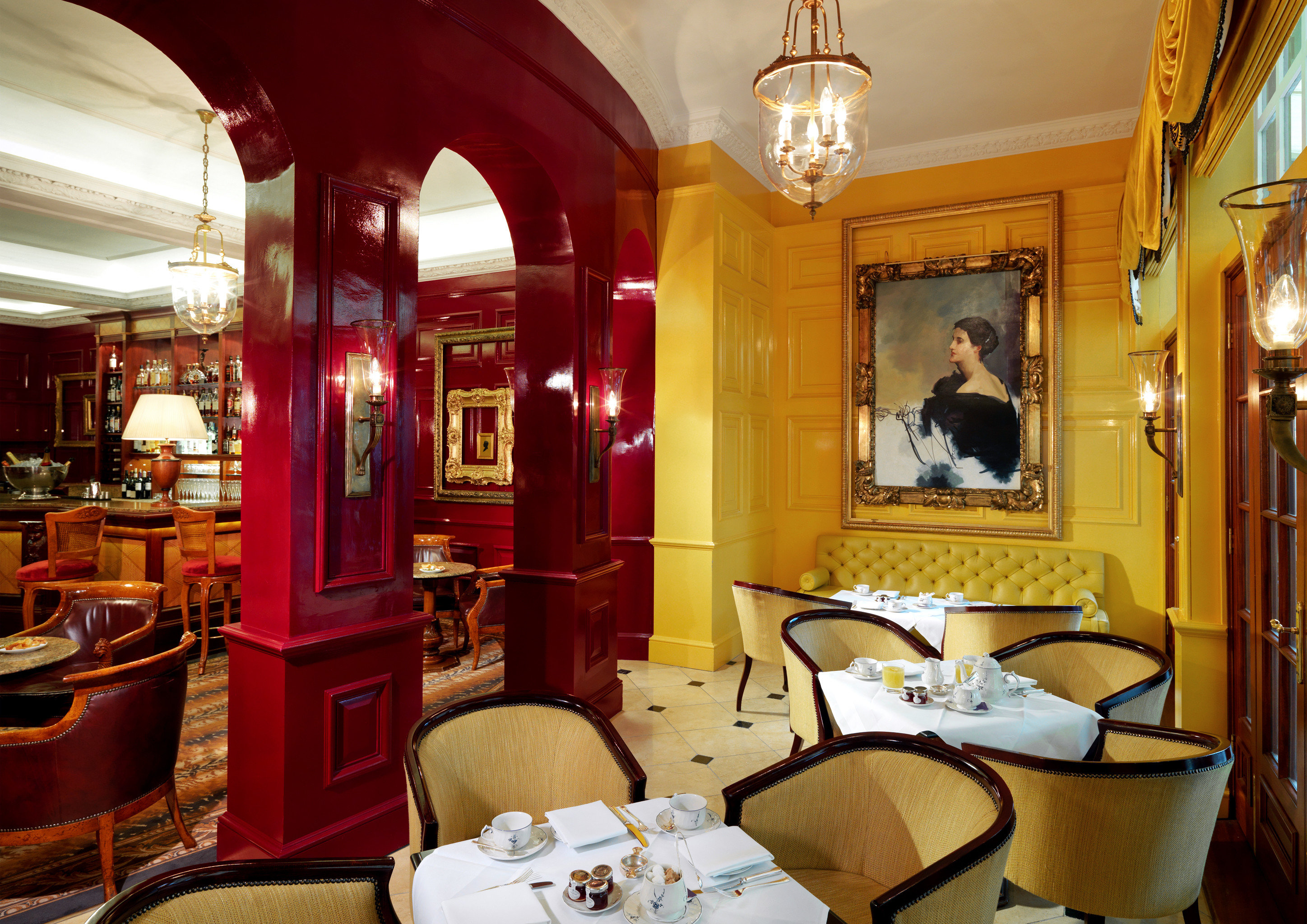Dining Drink Eat Elegant Hotels London Luxury Travel chair restaurant home Bar living room Suite