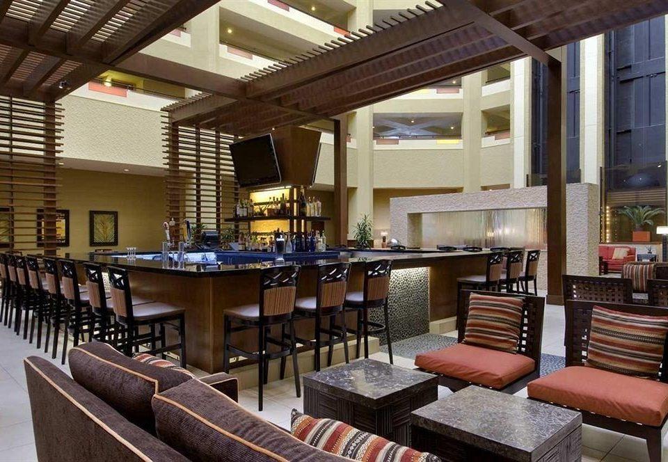 Bar Dining Drink Eat Lounge chair property restaurant Resort cafeteria café function hall condominium Lobby