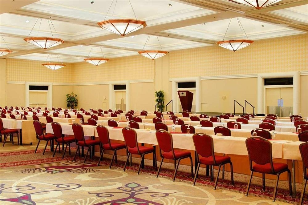 Bar Drink Eat Exterior chair function hall banquet conference hall auditorium ballroom meeting Dining convention center arranged