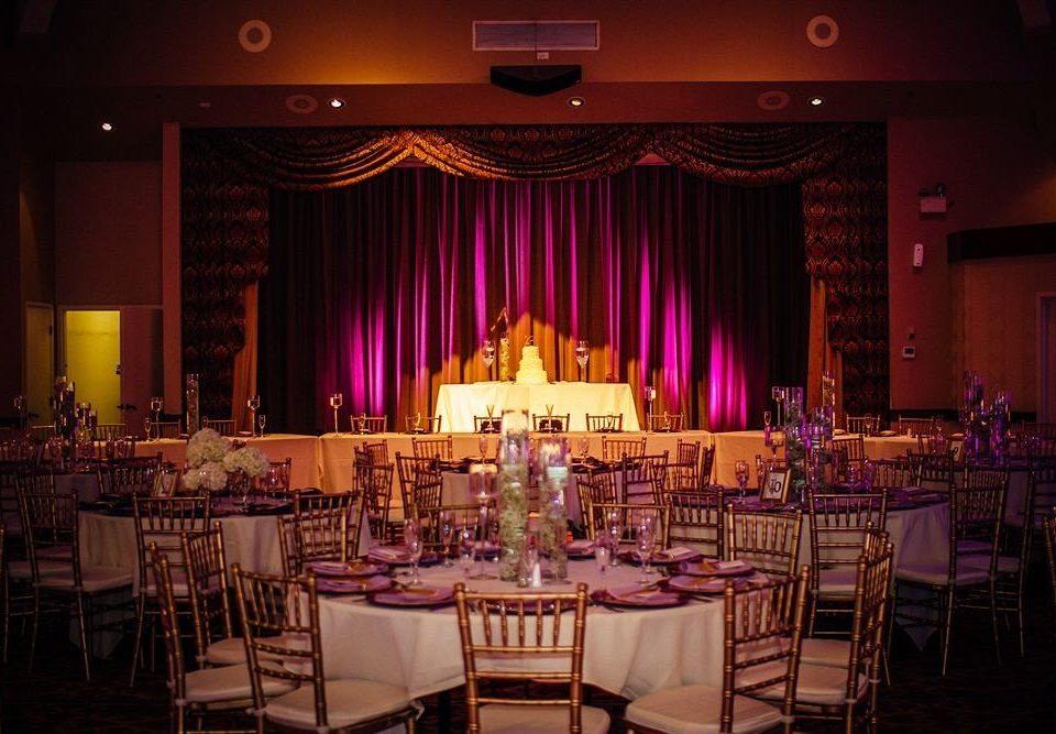 Bar Dining Drink Eat Hip chair function hall curtain wedding wedding reception ceremony banquet quinceañera ballroom Party event set