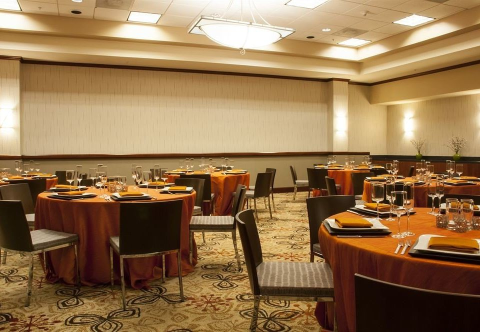 Bar Dining Drink Eat Luxury chair function hall conference hall restaurant auditorium convention center ballroom meeting banquet cafeteria set Island