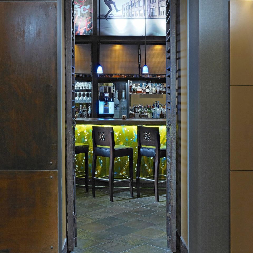 Bar Dining Drink Eat Hip Luxury Modern door restaurant