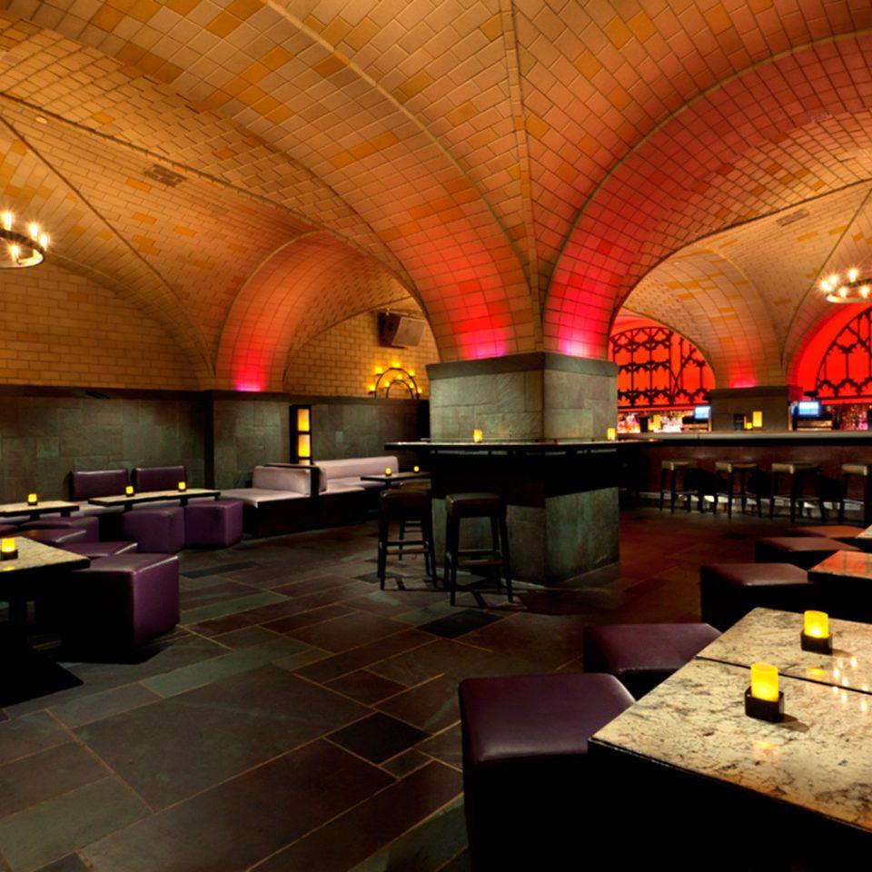 Bar Dining Drink Eat Hip Modern man made object restaurant lighting nightclub