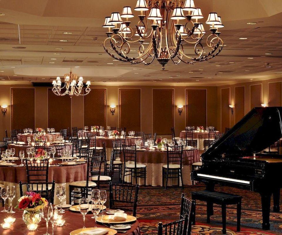 Bar Dining Drink Eat Elegant Hip Lounge function hall ballroom set
