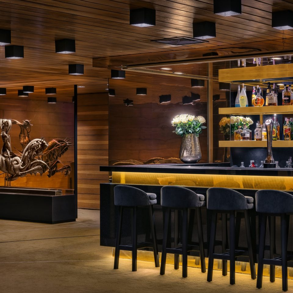 Bar Dining Drink Luxury Modern