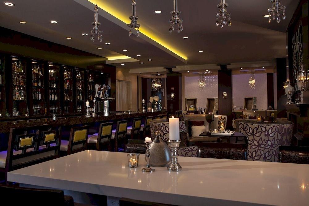 Bar Dining Eat Hip Luxury function hall Lobby lighting restaurant counter
