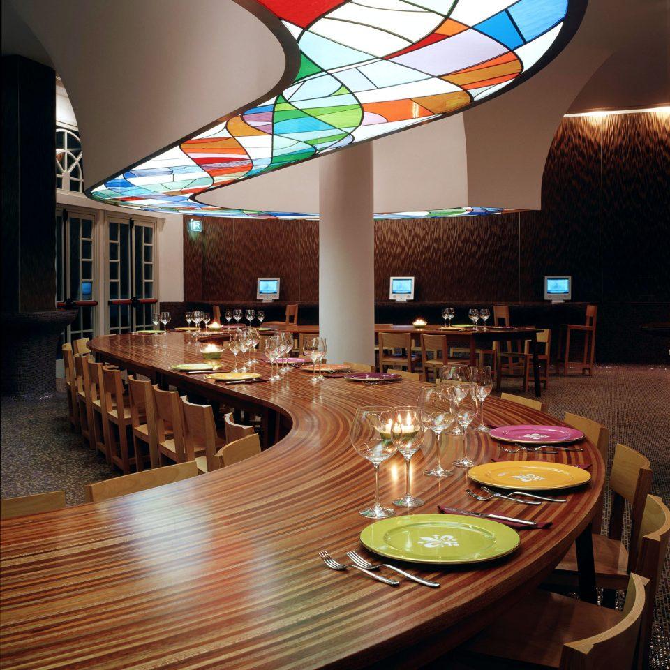 Bar Dining Hip restaurant function hall Resort