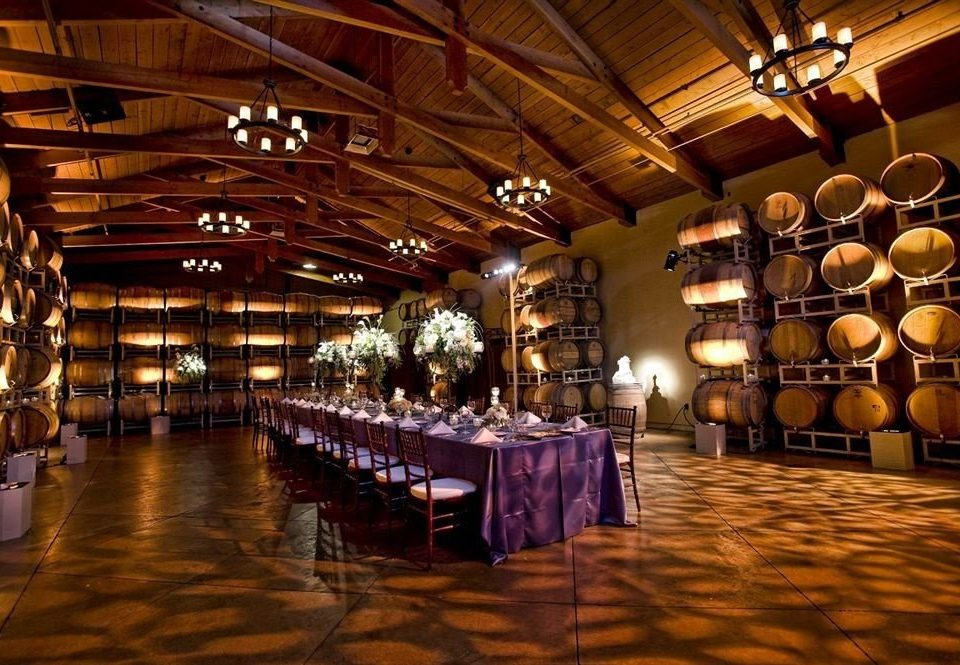 Dining Inn Winery function hall lighting restaurant ballroom Bar lots