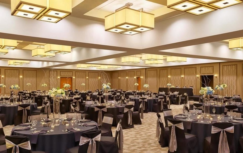 function hall restaurant banquet ballroom Dining conference hall convention center Island Bar