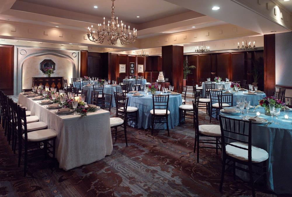 chair function hall restaurant Dining banquet ballroom wedding reception Bar Island