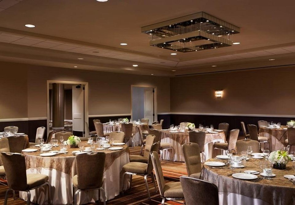 function hall restaurant Dining banquet buffet ballroom conference hall convention center Bar Island dining table