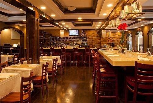 chair Dining restaurant function hall café Bar Island