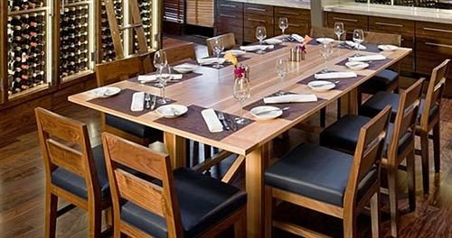 chair restaurant Dining set Island Bar dining table