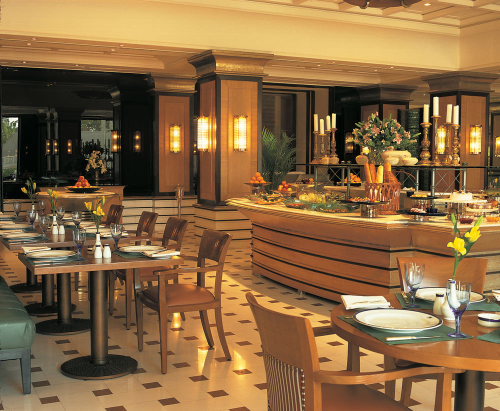 restaurant function hall Lobby Dining Bar set Island