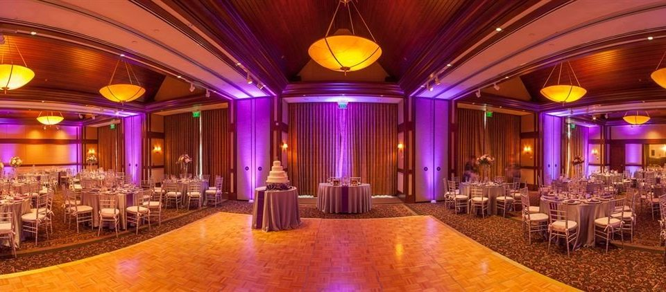 function hall long Dining wedding reception ballroom quinceañera ceremony counter wedding banquet Party nightclub Bar convention center fancy Island
