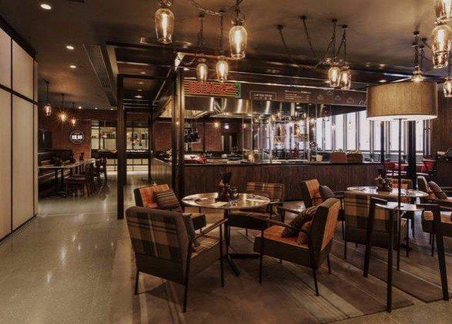 Kitchen property restaurant Dining café Bar