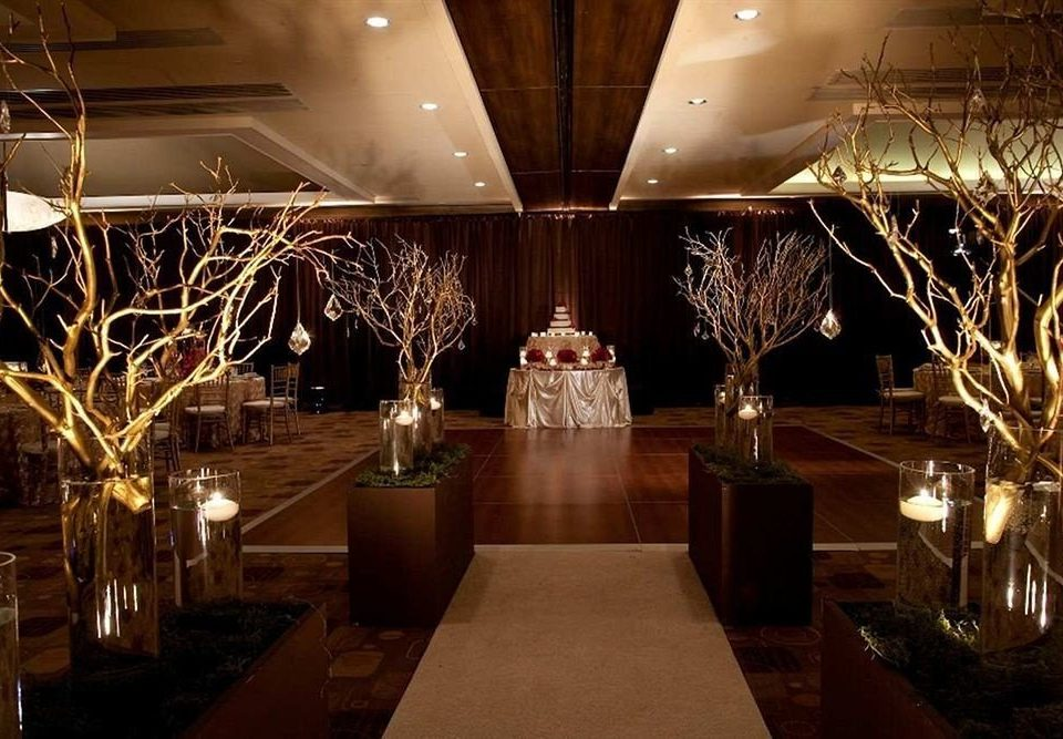 function hall Lobby wedding reception restaurant wedding ceremony lighting ballroom Dining banquet centrepiece fancy Bar