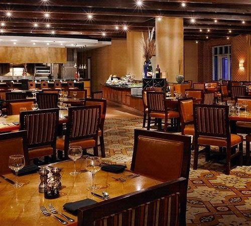chair function hall restaurant Bar Lobby café Dining conference hall ballroom convention center