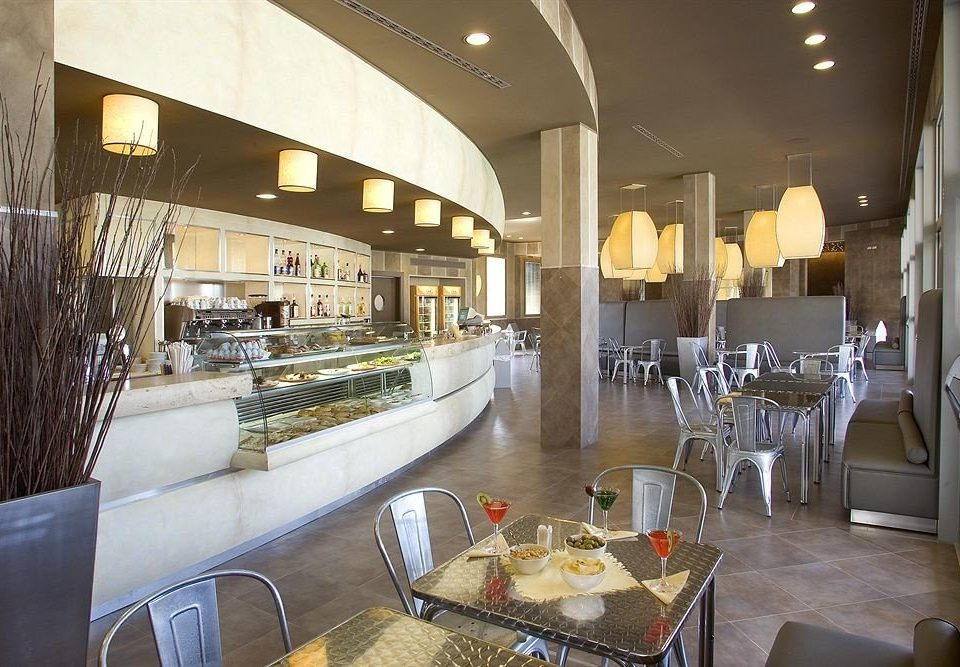 restaurant building Lobby café Bar retail Dining