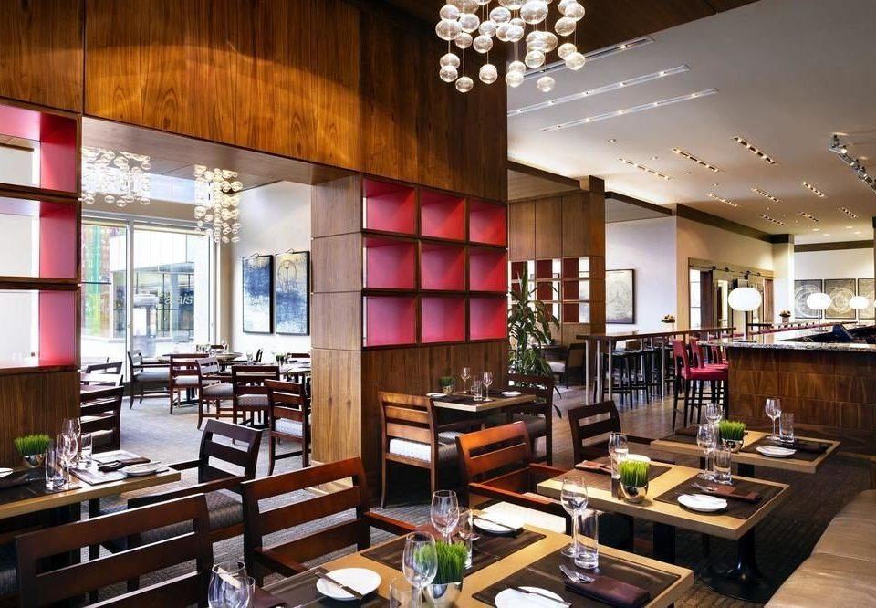 Lobby restaurant wooden Dining café Bar