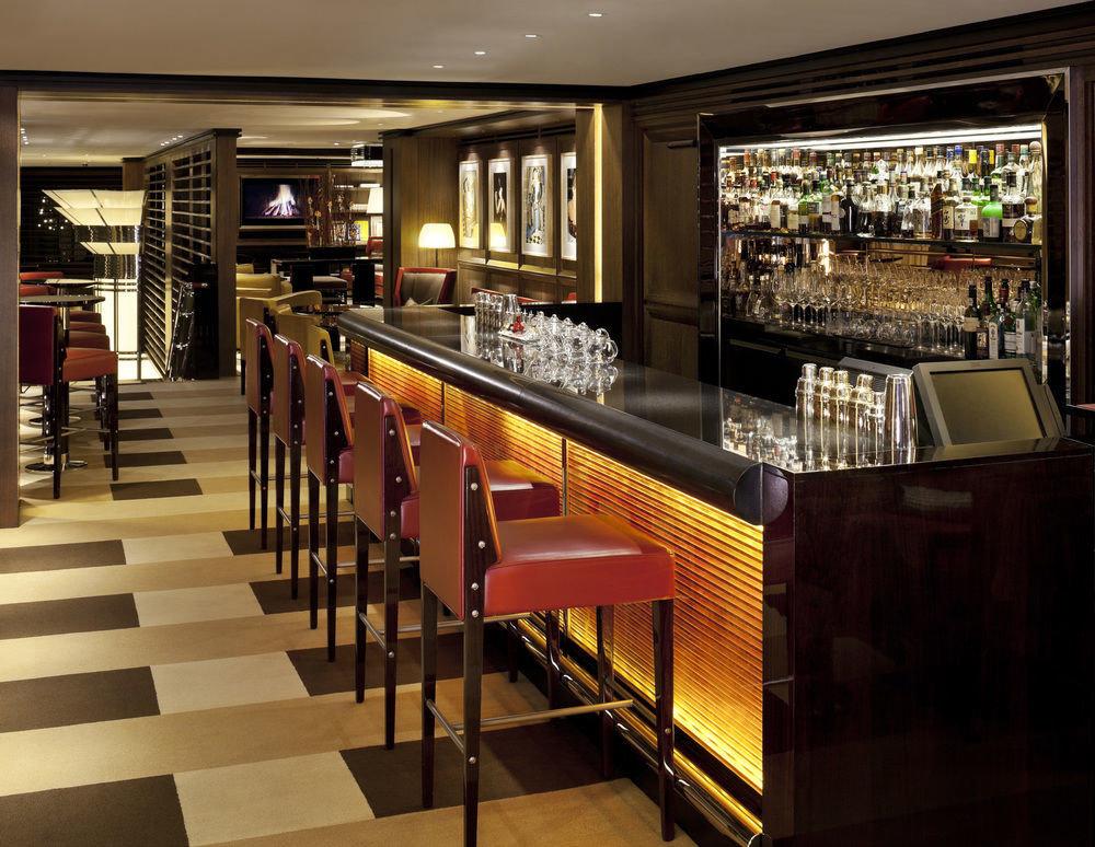 Bar restaurant recreation room Dining Lobby café