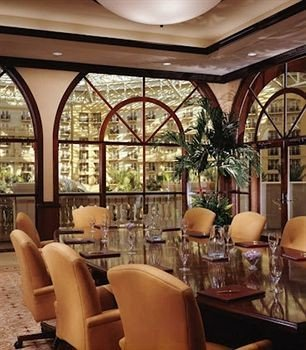 chair property Lobby Dining restaurant living room Bar