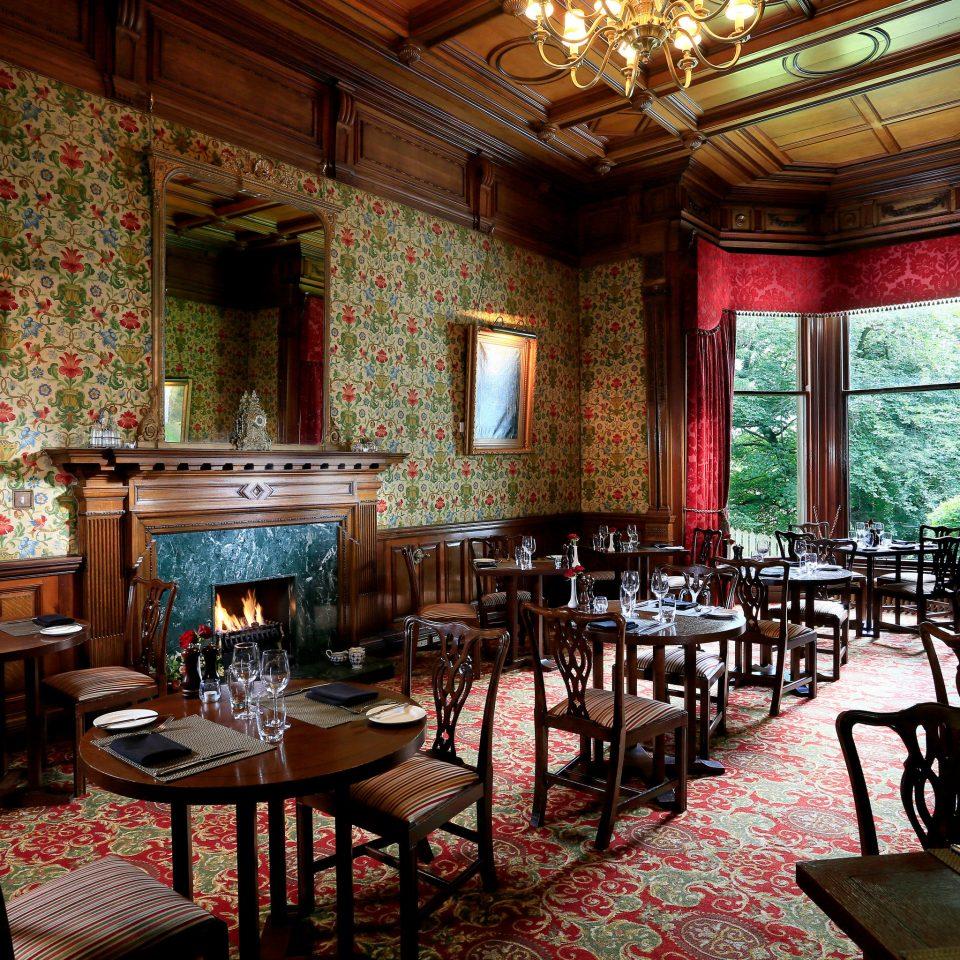 chair restaurant Dining Bar mansion Lobby palace dining table