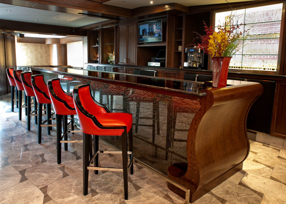 chair property recreation room home Bar Dining Lobby restaurant dining table