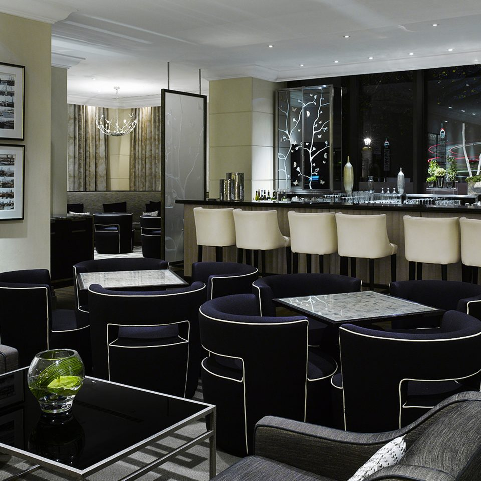 Bar Dining Modern property Lobby conference hall condominium living room office
