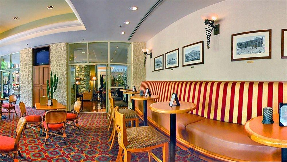 chair restaurant Lobby Resort Dining Bar orange